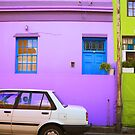 Cape Town Malay Quarter by evStyle