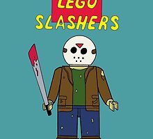 Lego Slashers: Jason by BonesteelKIC