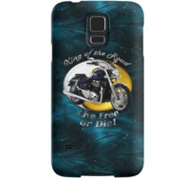 Triumph Thunderbird King Of The Road Samsung Galaxy Case/Skin