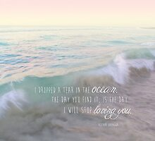 A Tear In The Ocean by CarlyMarie