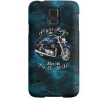 Triumph Thunderbird Night Rider Samsung Galaxy Case/Skin