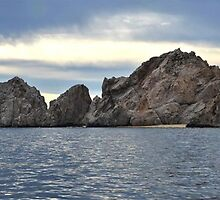 Cabo San Lucas Panorama by Lewis Gardner Photography