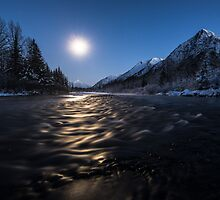 Moon River by TedRaynorPhotos