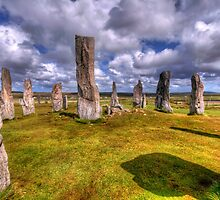 Callanish Stone Circle by Stephen J Smith
