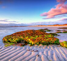 Clachan, North Uist by English Landscape Prints