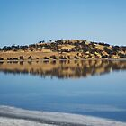 Lake Norring panorama by Adrian Kent