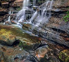 Falls Creek Falls II by vilaro Images
