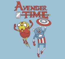 Avenger Time by Kirdinn