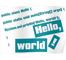 Hello, World! Poster