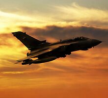 GR4 Sunset by J Biggadike