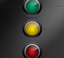 Traffic Lights by Phil Perkins