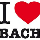 I ♥ BACH by eyesblau
