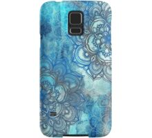 Lost in Blue - a daydream made visible Samsung Galaxy Case/Skin
