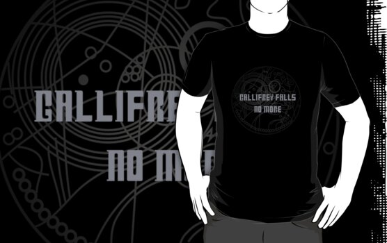 Gallifrey Falls No More by dpmoon