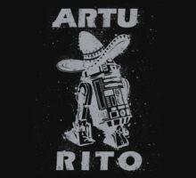 Me llamo Arturito by Gingerbredmanny