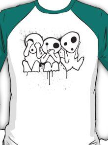 Kodama (Tree Spirits) T-Shirt