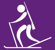 Biathlon Icon by cadellin