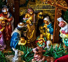 2013 Nov The Christ Child is Born No Text by Rick  Grisolano Photography LLC