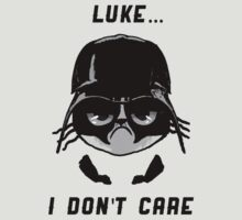 Darth Vader vs Grumpy Cat - Luke, I Don't Care by Iva Ivanova