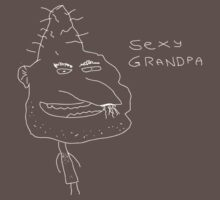 Sexy Grandpa by twistedshotgun