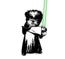 May the Force Be Shih Tzu - No Text by Jay Taylor