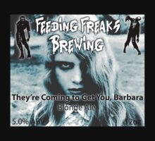 FFB - They're Coming to Get You, Barbara by FeedingFreaks