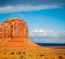 Monument Valley  by Katya laRoche