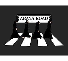 Abaya Road Photographic Print