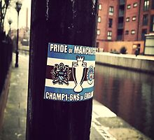 MCFC - Pride of Manchester by leedgreen