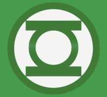 Green Lantern Symbol by dmtech