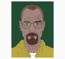 Walter white - breaking bad by jordanturnip