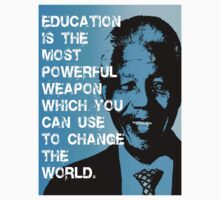 Nelson Mandela 'Education' by TISM