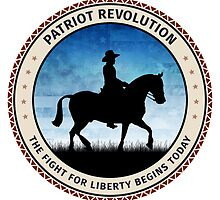 Patriot Revolution by morningdance