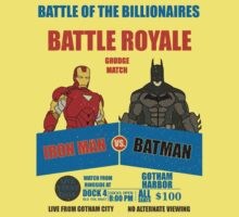 Iron Bat: BATTLE ROYALE by Everwind