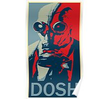 Killing floor Mr. Foster Dosh  Poster
