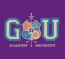GU Gallifrey University by forcertain