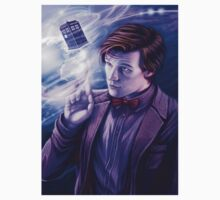 Matt Smith - Doctor Who by drunkenazteca