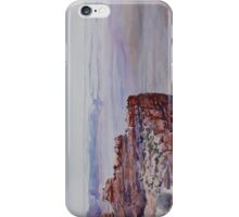 Looking Down From the Moki Dugway iPhone Case/Skin