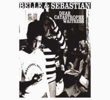 Belle and Sebastian 'Dear Catastrophe Waitress' (Black Aspect) by TISM