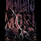 Memento Mori by nicebleed