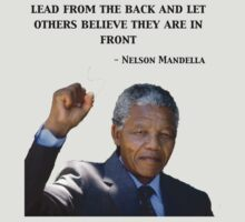 Nelson Mandela Strong by chutch252