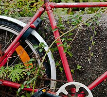 Royal Mail bicycle by donberry