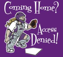 Access Denied, purple2 by gotmoxy