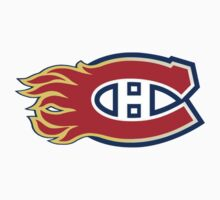 Montreal Flames - Calagary Canadiens by Phneepers