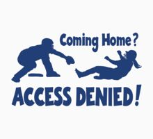 Access Denied2 , blue by gotmoxy