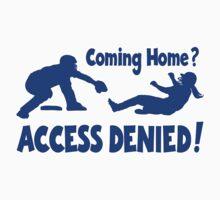 Access Denied2 , blue by gotmoxy
