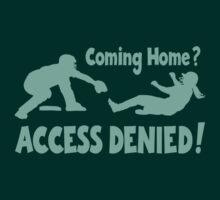 Access Denied2 , lt.blue by gotmoxy