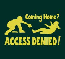 Access Denied2 , yellow by gotmoxy