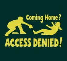 Access Denied2 , yellow by gotmoxy