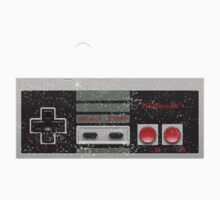 Nintendo Entertainment System Controller. by SamsShirts